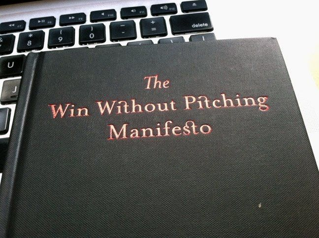 Win without pitching_Blair Enns