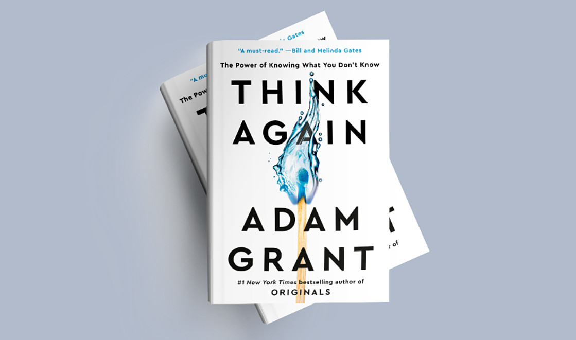 Adam Grant Think Again